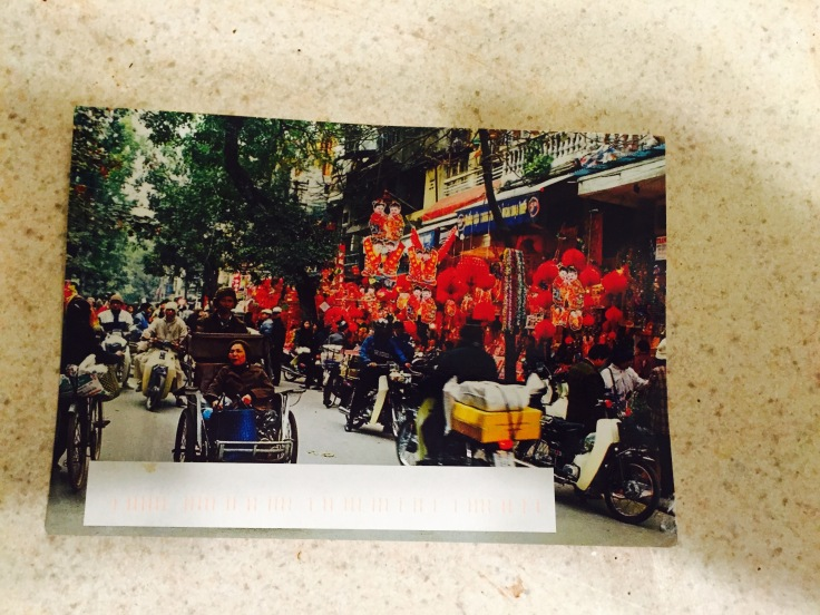 Postcard from Hanoi
